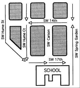 traffic pattern