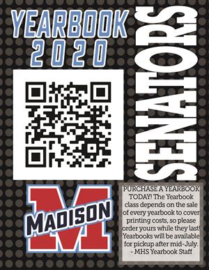 order a 2020 yearbook