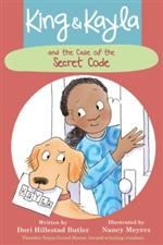 Kayla and King and the Case of the Secret Code