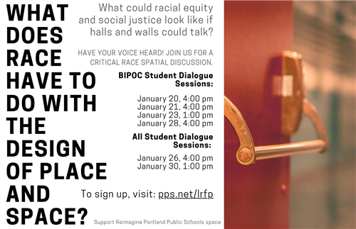BIPOC Student Dialogue Session