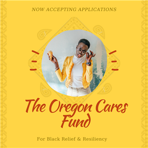 Now Accepting Applications, Oregon Cares Fund