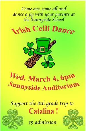 Irish Ceili Dance