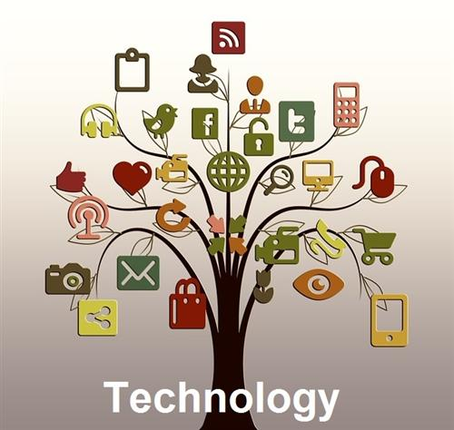 Technology Media Tree