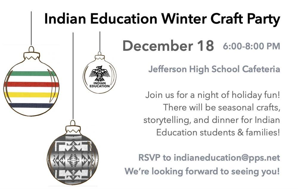 12-18-19 Winter Craft Party
