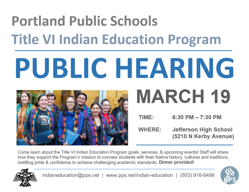 3-19-2020 Indian Education Public Hearing