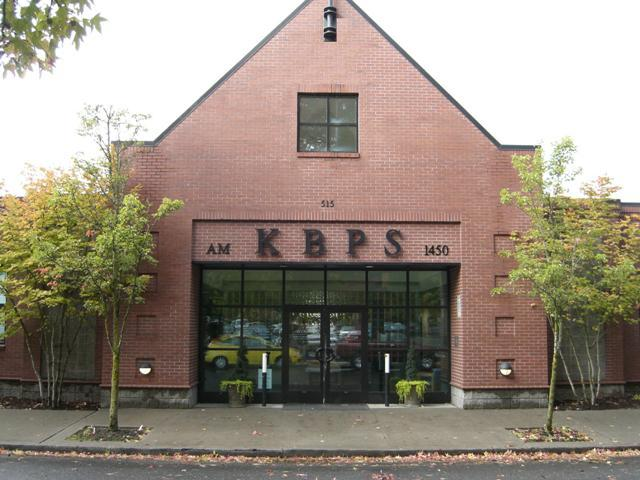 Front of KBPS