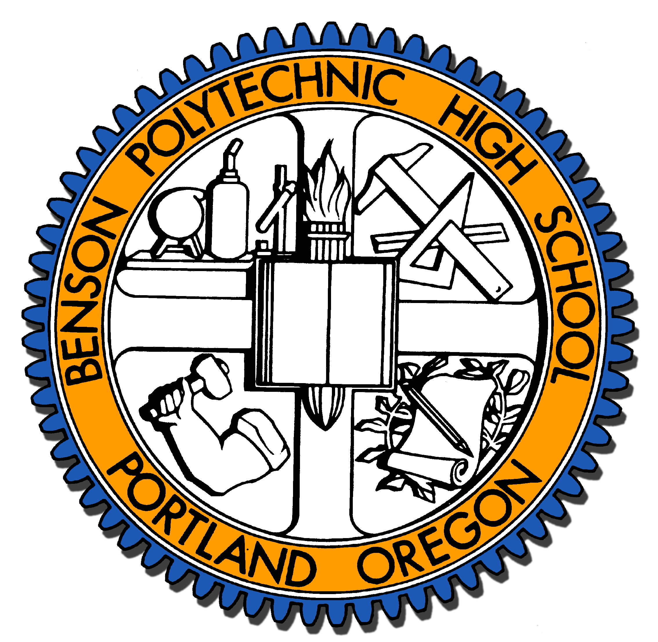 Benson High School Logo
