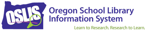 OSLIS - Oregon School Library Information System