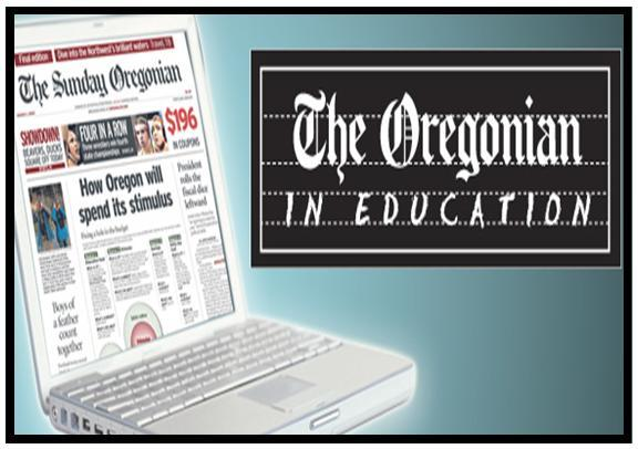 The Oregonian in Education
