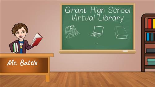 Grant High School Virtual Library