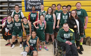 2017 Unified Basketball Team