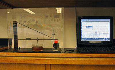Mt Tabor Seismometer
