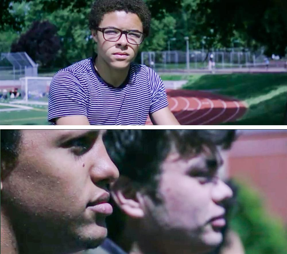Stills From Grant Student Film A World Without Racism