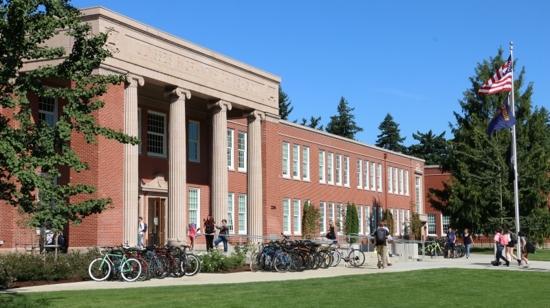 Portland Public Schools / Home