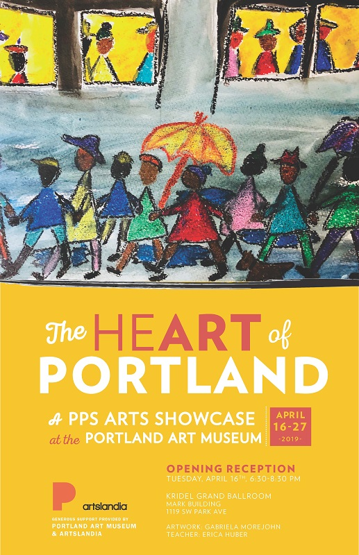 Poster for Heart of Portland