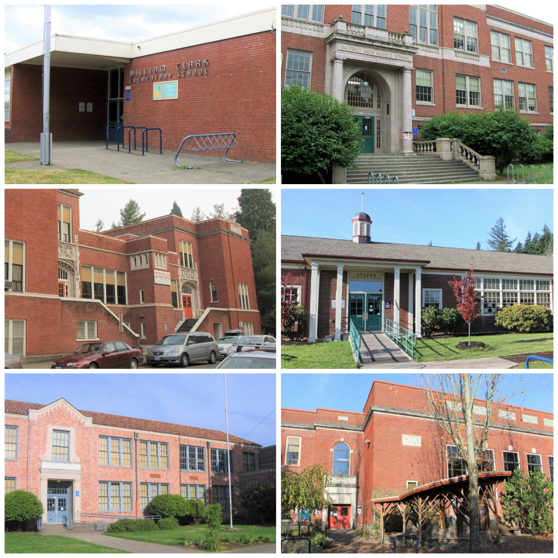 Collage of Schools