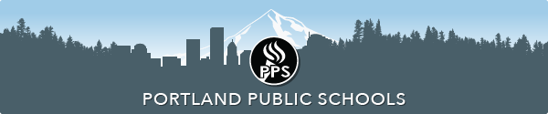 message from Portland Public Schools