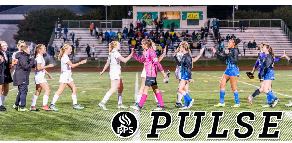 PPS Pulse, a newsletter from Portland Public Schools.