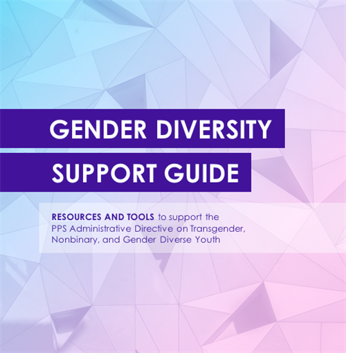 Gender Diversity Support Guide