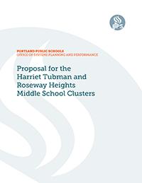 Middle School Transition Proposal, PDF.