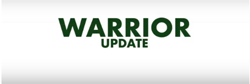 warrior update