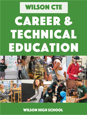 CTE brochure cover