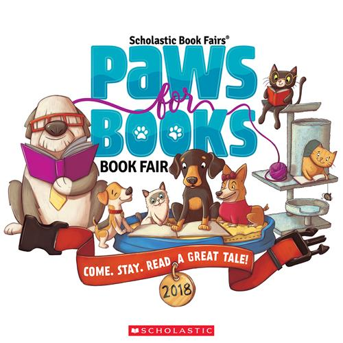 scholastic book fair video
