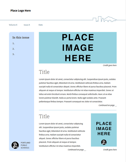 Click for the PPS Letterhead Template, in MS Word