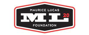 Maurice Lucas Foundation Logo