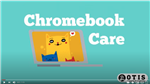 Thumbnail for Chromebook Care video