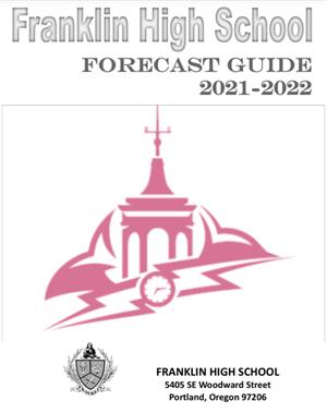 Portland Public Schools Calendar 2022.Fhs Forecasting 2021 2022 Course Guide
