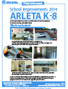 Arleta (K-8) School Improvements Flyer