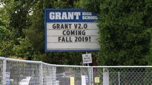 Grant sign ver 2.0 coming fall 2019