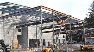 Kellogg steel framing