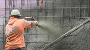 Lincoln shotcrete