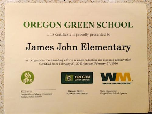 oregon green school
