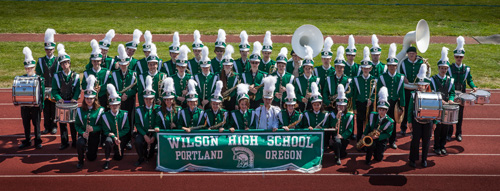 Wilson Marching Band