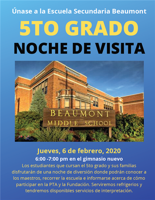 open house flyer in spanish