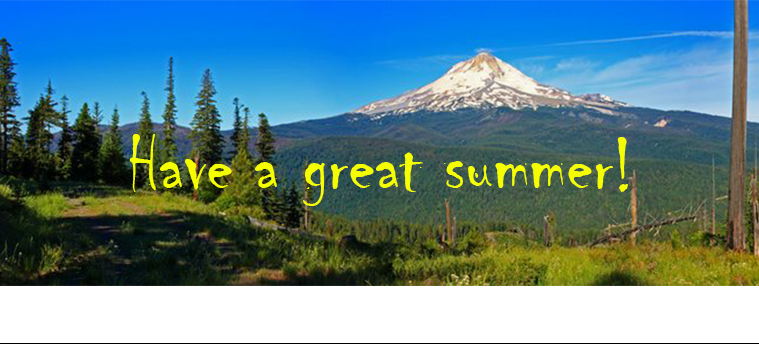 Summer Mt. Hood