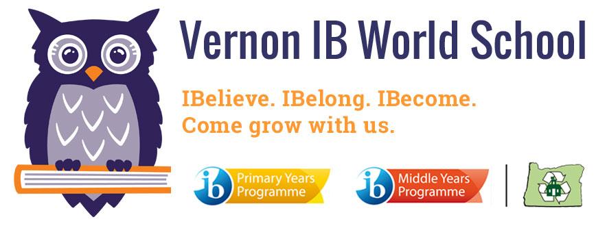 Vernon K-8 / Homepage