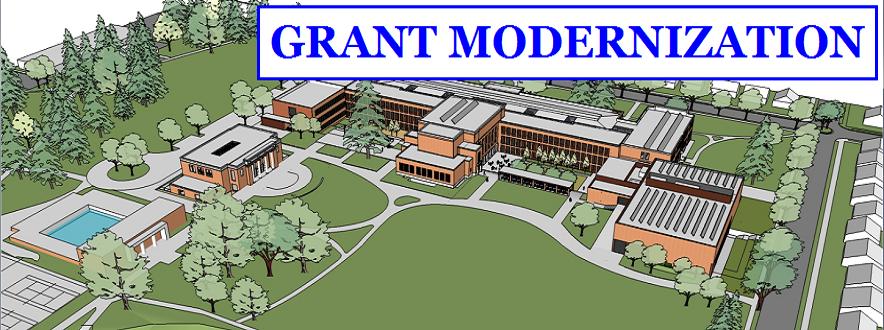 Grant high school homepage