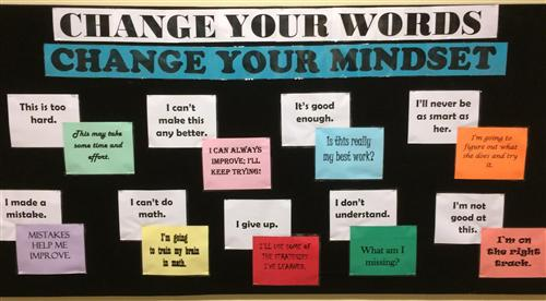 Change Your Words, Change Your Mindset