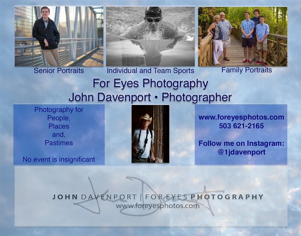John Davenport - Photographer