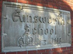 Ainsworth School Plaque