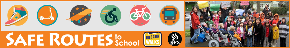 Safe Routes to School Header
